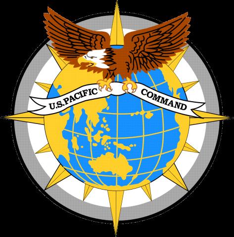 PACOM insignia