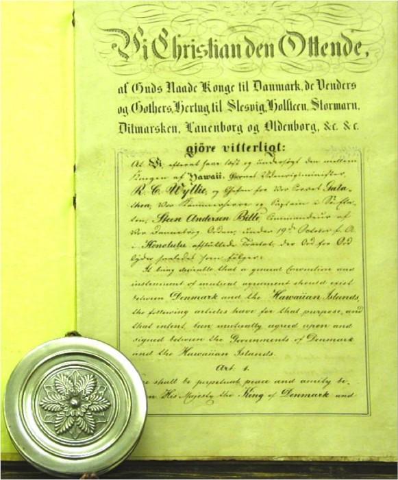 Denmark Treaty