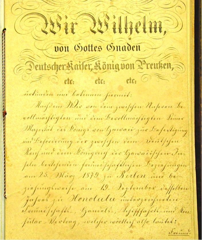 German Treaty