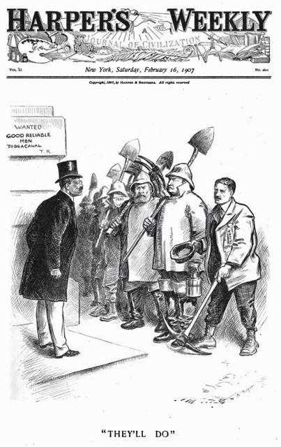 Harper's Weekly 1907