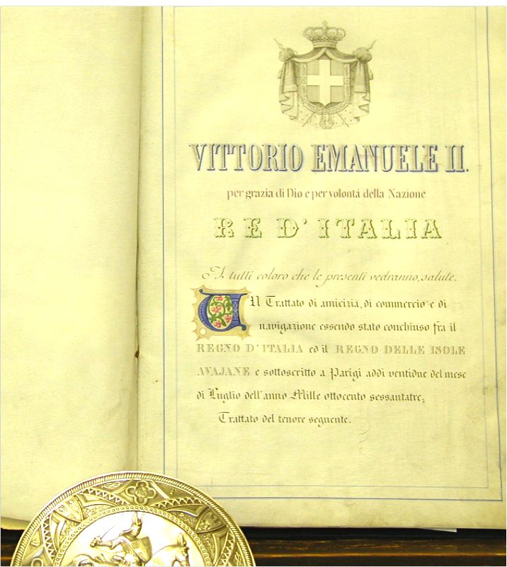 Italy Treaty