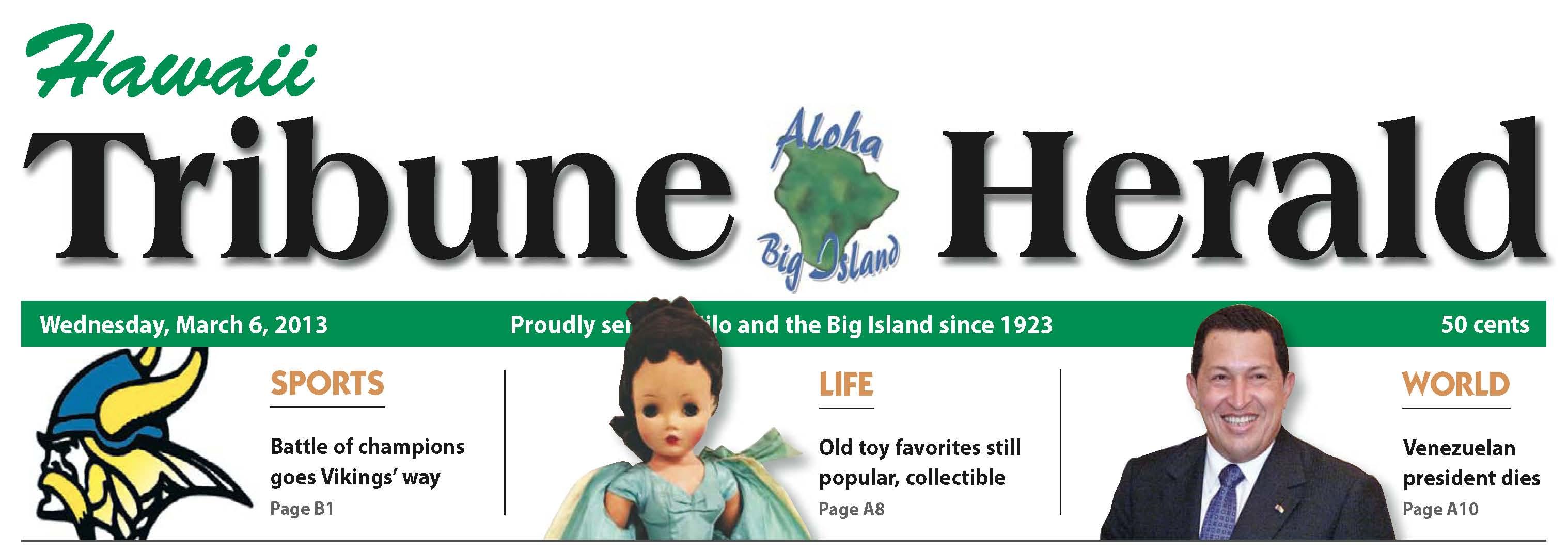 Hilo Tribune 1