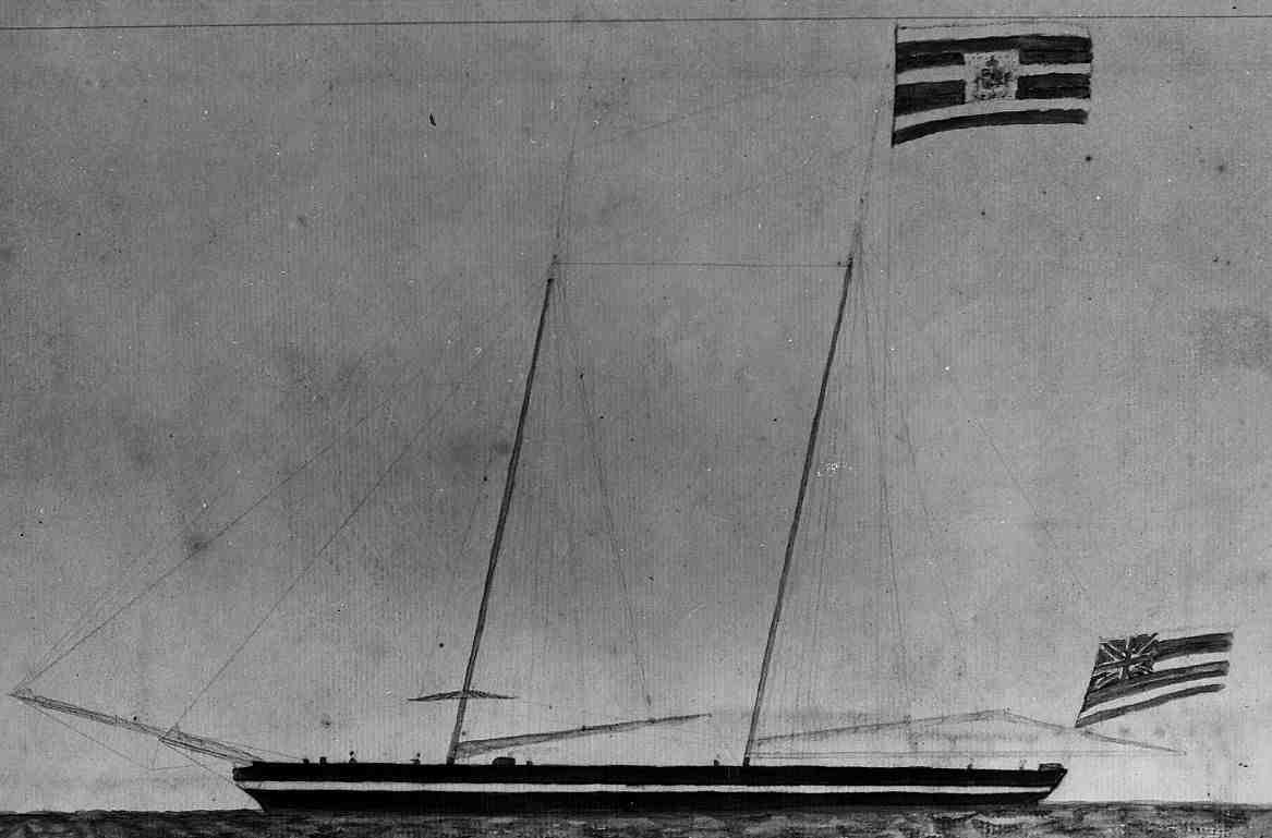 Hawn Flag (Adams Collection)