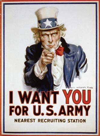 US Recruiting Poster