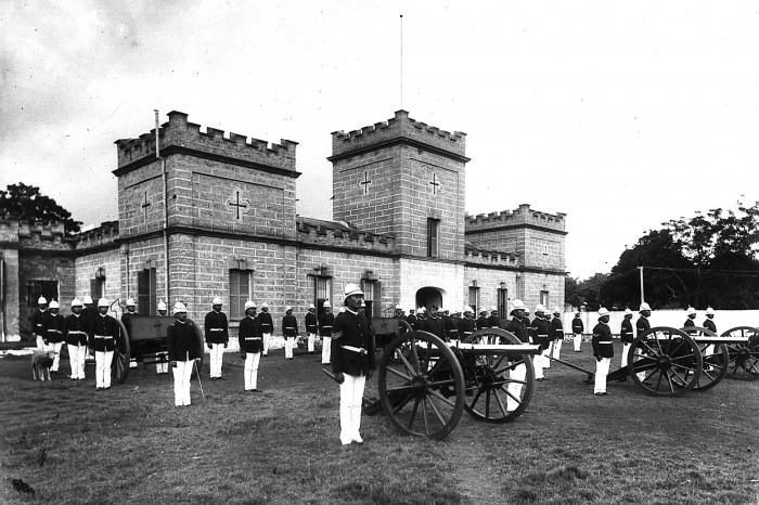 Barracks Troops