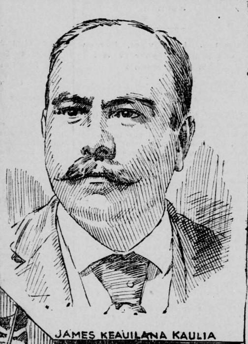 James Kaulia