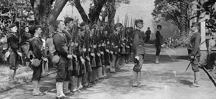 US troops 1893