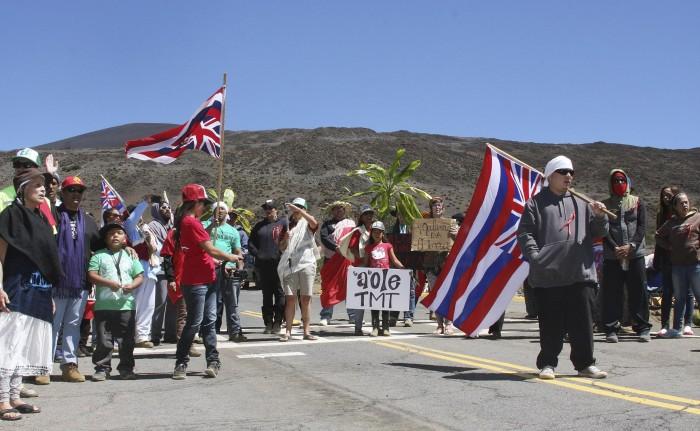 Mauna Kea Protectors