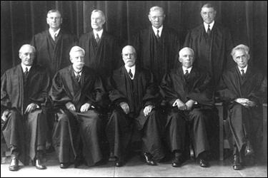 1936 U.S. Supreme Court