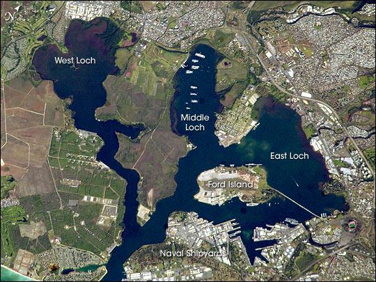 Pearl Harbor NASA