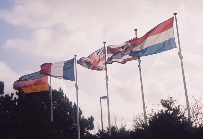PCA Flag